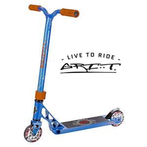 Grit Fluxx Mini Pro Scooter (Satin Blue/Silver) 並行...