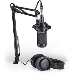 Audio-Technica AT2035PK Vocal Microphone Pack for ...