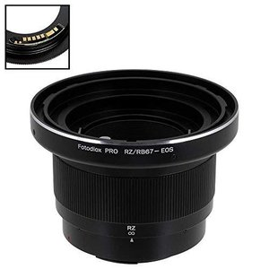 Fotodiox Pro Lens Mount Adapter Compatible with Ma...
