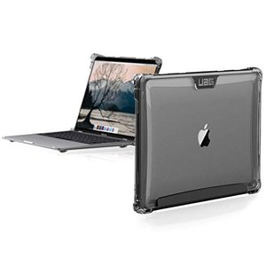 UAG MacBook Air 13-inch (2018-2019) (A1932) Plyo Feather-Light Rugged [Ice] Military Drop Tested Laptop Case【並行輸入品】 importdvd-com