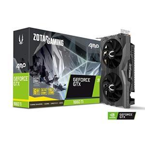 ZOTAC Gaming GeForce GTX 1660 Ti AMP 6GB GDDR6 192...