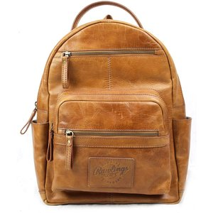 Rawlings Heritage Collection Leather Backpack (Tan, 15