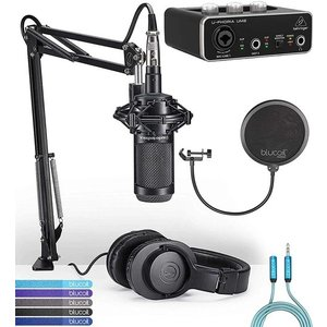 Audio-Technica AT2035PK Streaming/Podcasting Pack ...