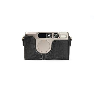 Contax T2 Case, BolinUS Handmade Genuine Real Leat...