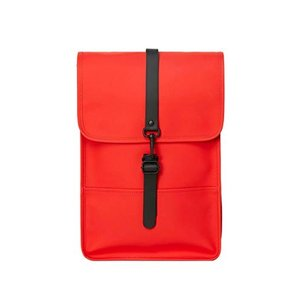 Rains Backpack Mini 08 Red One Size【並行輸入品】