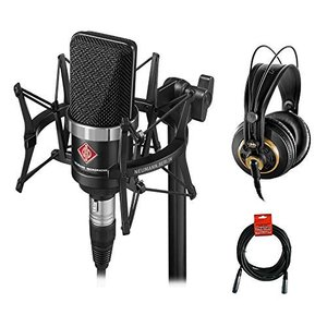 Neumann TLM-102 Studio Condenser Microphone Studio...