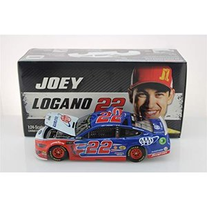 Lionel Racing Clint Bowyer #14 Blue Def 2019 Ford Mustang NASCAR Diecast 1:24 Scale