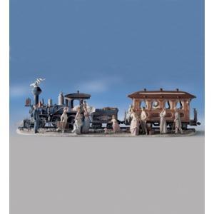 リヤドロ A GRAND ADVENTURE  01001888 LLADRO  日本未発売 ハイポ...