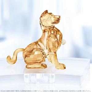 スワロフスキー 十二支 犬 ドッグ 5285008 Swarovski CHINESE ZODIAC - DOG|importfan|02