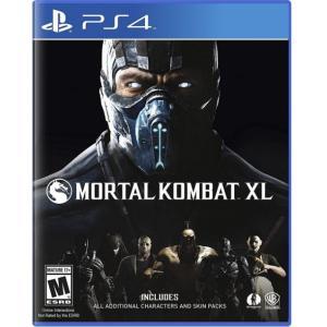 Mortal Kombat XL モータルコンバット PS4...