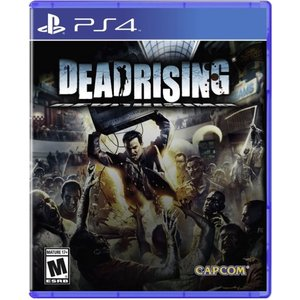 PS4 Dead Rising デッドライジング 輸入版 北...