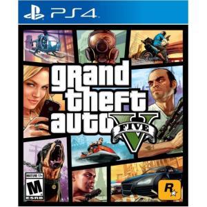 PS4 北米版 Grand Theft Auto V グラン...