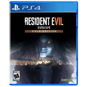 PS4 Resident Evil 7 Biohazard Gold Edition レジデント イ...