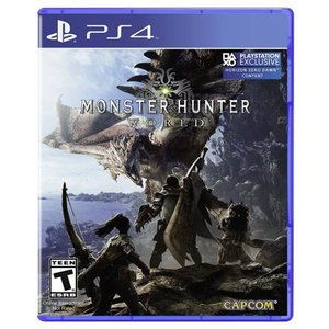 PS4 Monster Hunter World モンスター...