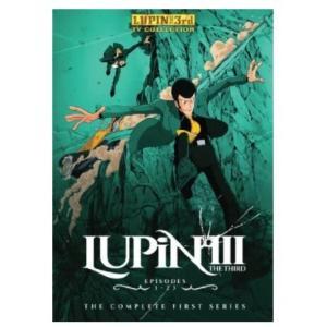 ルパン三世 LUPIN THE 3RD: COMPLETE ORIGINAL SERIES (輸入版...