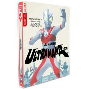ウルトラマンA Ultraman Ace: Complete Series [Blu-ray](輸入...