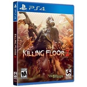 Killing Floor 2 キリング フロア 2 (輸入版:北米)- PS4 【新品】