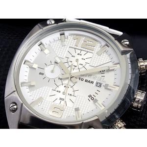 ディーゼル DIESEL クロノグラフ メンズ 腕時計 DZ4203 importshippers