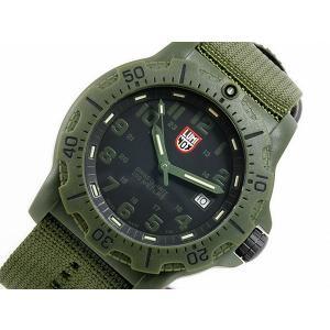 ルミノックス LUMINOX ネイビーシールズ 腕時計 8817GO メンズ グリーン|importshippers