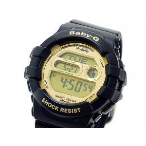 カシオ CASIO ベビーG BABY-G 腕時計 BGD-141-1 レディース ブラック importshippers
