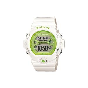 カシオ CASIO ベビーG クオーツ レディース 腕時計 BG-6903-7 グリーン x ホワイト importshippers