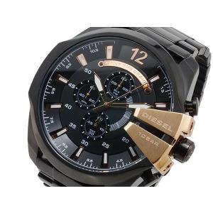ディーゼル DIESEL クオーツ メンズ クロノ 腕時計 DZ4309 ブラック importshippers