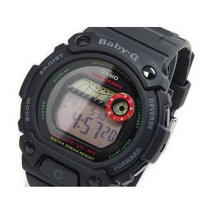 カシオ CASIO ベビーG Gライド デジタル 腕時計 BLX-102-1 レディース ブラック importshippers
