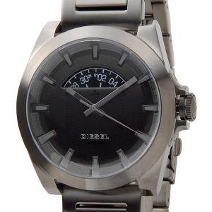 ディーゼル DIESEL アージェス ARGES クオーツ メンズ 腕時計 DZ1692 ガンメタル importshippers