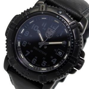 ルミノックス LUMINOX クオーツ ユニセックス 腕時計 7251-BO ブラック|importshippers
