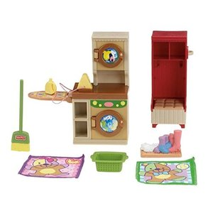 Fisher Price Loving Family Laundry Room