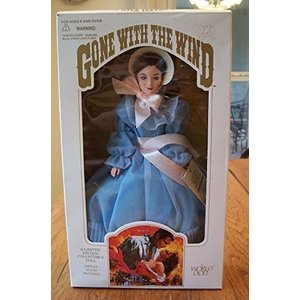 GONE WITH THE WIND MELANIE BY WORLD DOLL 1989