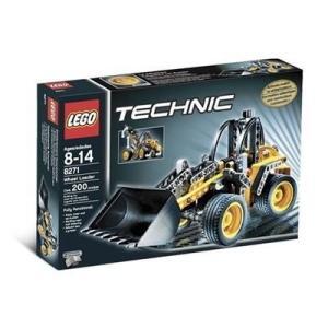 レゴ (LEGO) テクニック ホイール・ローダー 8271 by レゴ (LEGO)