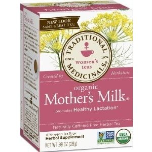 Traditional Medicinals Traditional Medicinals Organic Mother's Milk Tea - Caffeine Free - 16 Bags