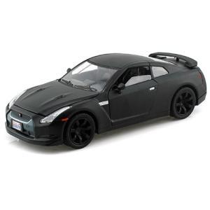Nissan (日産) GTR 1/24 Matt Blac...