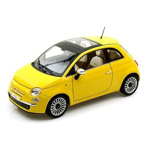 【商品名】Norev (ノレブ) Fiat 500 Lounge Jaune 1/18 Yellow...