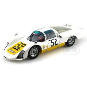 Porsche (ポルシェ) 906LH System Engineering 24hr Lemans 1966 1/18 MI100 666132 ミニカー ダイキャス