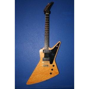 Set of 3 Gibson (ギブソン) electric Guitar PLANS(設計図) - Explorer, Firebird Studio, Flying-V エレキギタ