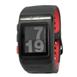 Nike+ SportWatch GPS Black/Red ナイキ スポーツウォッチ ブラック/レ...