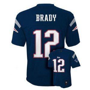 New England Patriots Tom Brady Jersey - Boys 8-20