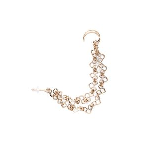 by boe バイボー イヤーカフ付 ピアス CHAIN MAILLE チェーン マイユ E509|importshopdouble