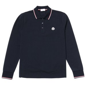 MONCLER モンクレール 長袖ポロシャツ 8348000 84556 773|importshopdouble