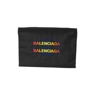 BALENCIAGA バレンシアガ クラッチバッグ ミディア...