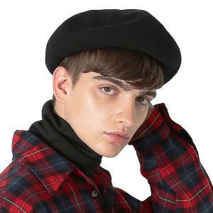 Inspiration improves select ベレー帽 キャップ フェルト 帽子 フリーサイズ メンズファッション メンズ インプローブス 韓国|improves