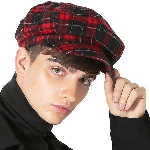 Inspiration improves select キャスケット チェック キャップ チェックキャップ 帽子 フリーサイズ メンズファッション メンズ インプローブス 韓国|improves