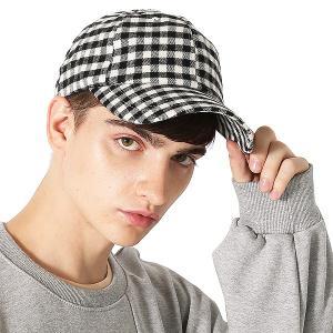 Inspiration improves select キャップ チェック ベースボールキャップ ギンガム ネルチェック 帽子 フリーサイズ メンズ インプローブス 韓国|improves