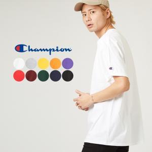 ▼アイテム詳細▼ 世代を超えて愛される「Champion」の半袖Tシャツが登場。近年のトレンドを意識...