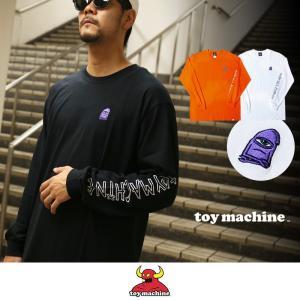 長袖Tシャツ メンズ レディース  ロゴT プリントT ロングTシャツ ロンT スケートボード スケボー スケーター ストリート系|improves