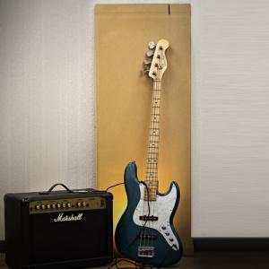 エレキギター ベース兼用ダンボール箱390×110×高1197mm「3枚」【区分B】