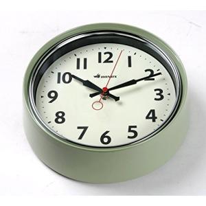 掛け時計 DULTON ダルトン Wall clock S426-207 セイジグリーン