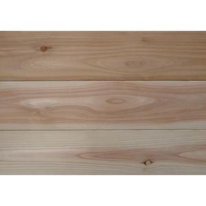 【アトピー・キラー 森呼吸ハーフ】杉無垢フローリング 上小節 無塗装 1820×15×115ミリ|inaba-wood